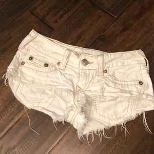 True Religion Shorts - — SOLD — True Religion jean shorts (26)